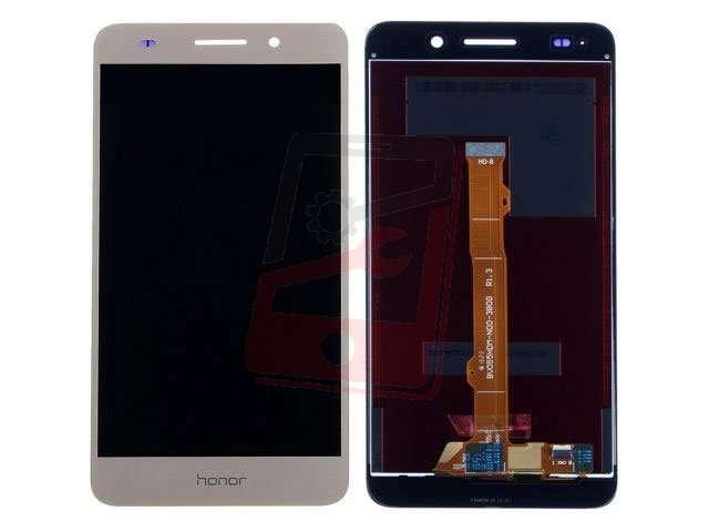 Display cu touchscreen Huawei Y6II Compact, Honor 5A, LYO-L01 alb