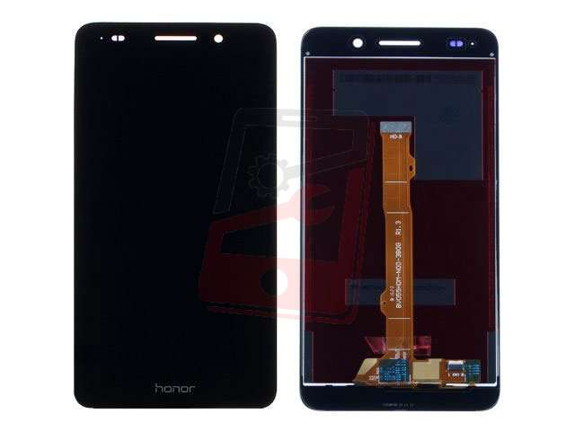 Display cu touchscreen Huawei Y6II Compact, Honor 5A, LYO-L01 negru