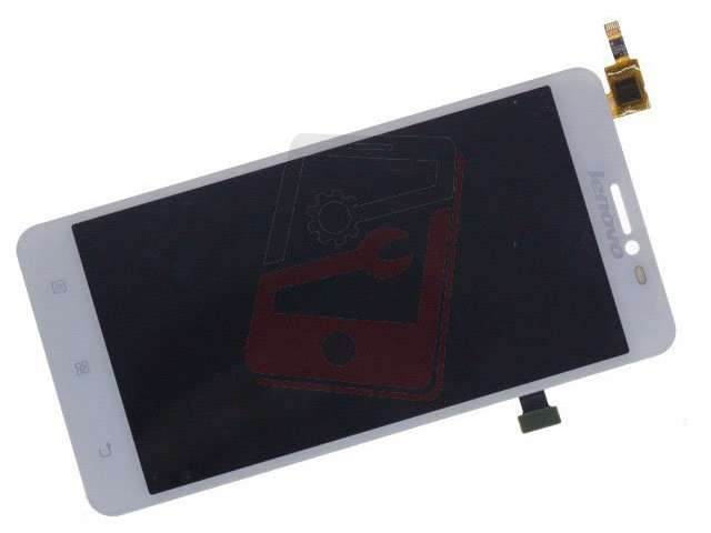 Display cu touchscreen Lenovo S850 alb