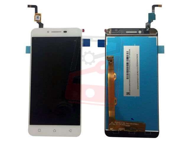 Display cu touchscreen Lenovo Vibe K5, A6020a40 alb