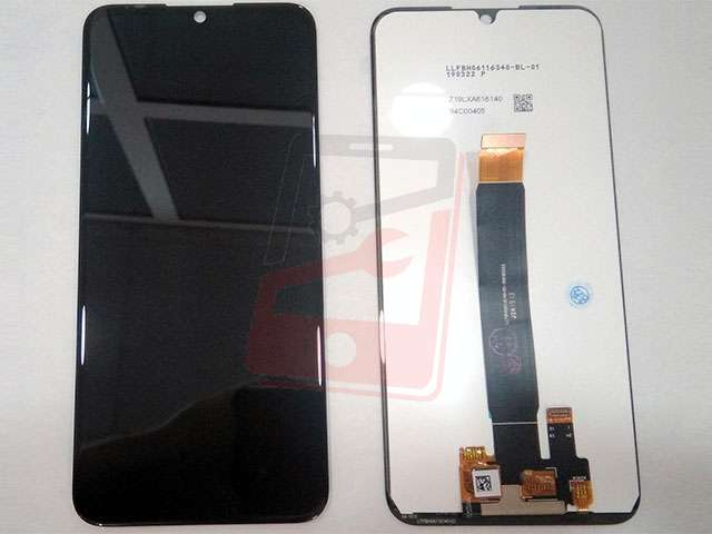 Display cu touchscreen Motorola Moto E6 Plus, PAGA0004, PAGA0033