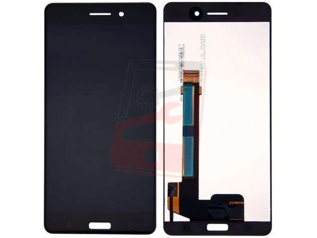 display cu touchscreen nokia 6 ta-1021ta-1025ta-1033ta-1039ta-1000ta-1003