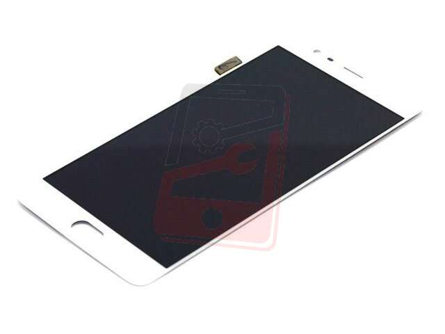 Display cu touchscreen OnePlus 3T, A3010 alb
