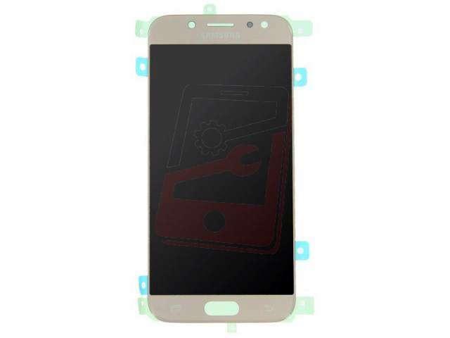 Display cu touchscreen Samsung SM-J530F Galaxy J5 2017 auriu original
