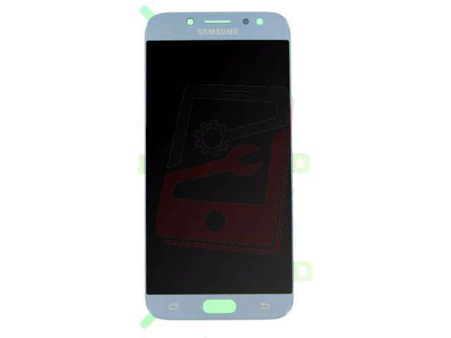 Display cu touchscreen Samsung SM-J730F Galaxy J7 2017 argintiu