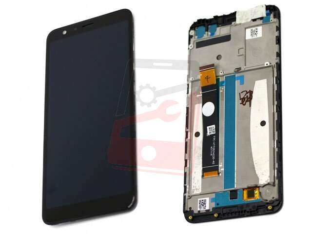 Display cu touchscreen si rama Asus Zenfone Max Plus (M1) ZB570TL
