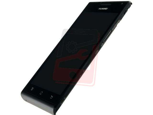 Display cu touchscreen si rama Huawei U9200, Ascend P1