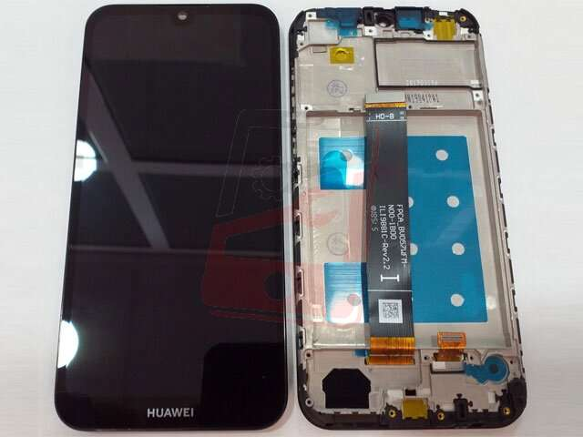 Display cu touchscreen si rama Huawei Y5 2019, AMN-LX9, AMN-LX1, AMN-LX2, AMN-LX3