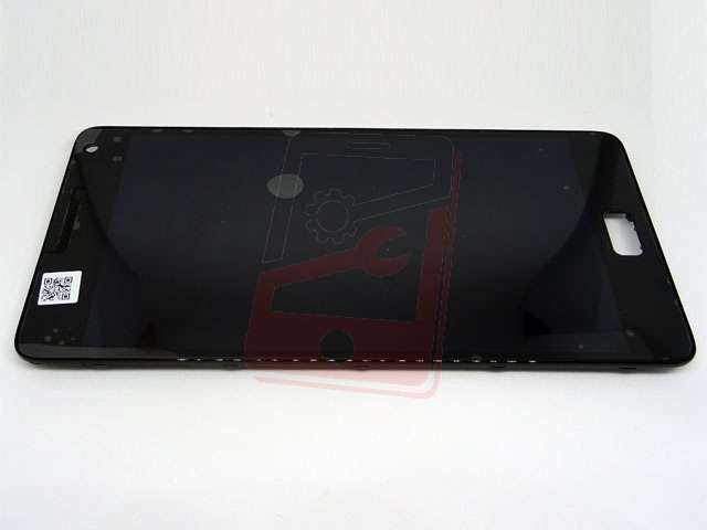 display cu touchscreen si rama lenovo vibe p1