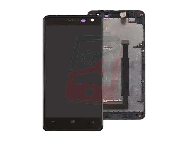 Display cu touchscreen si rama Nokia 625 Lumia