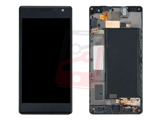 display cu touchscreen si rama nokia lumia 730 dual sim nokia lumia 735