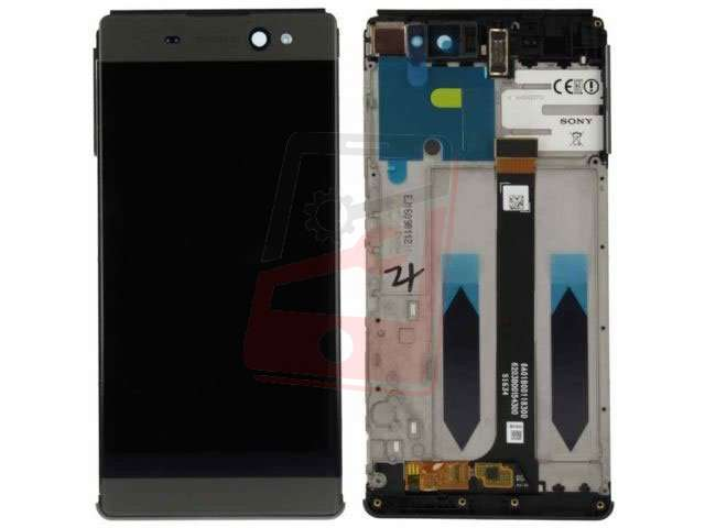 Display cu touchscreen si rama Sony Xperia C6, XA Ultra, F3211, F3213