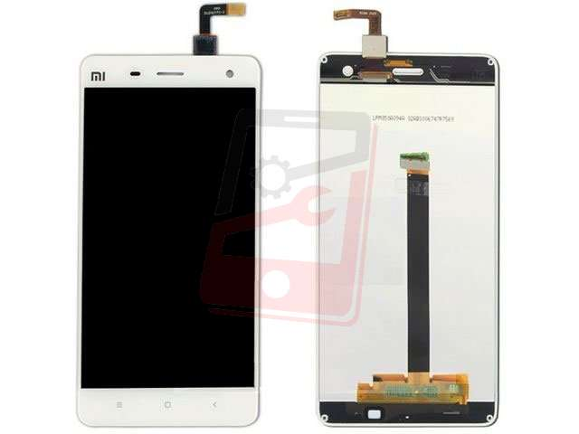 Display cu touchscreen Xiaomi Mi 4 alb