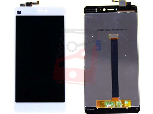 Display cu touchscreen Xiaomi Mi 4s alb