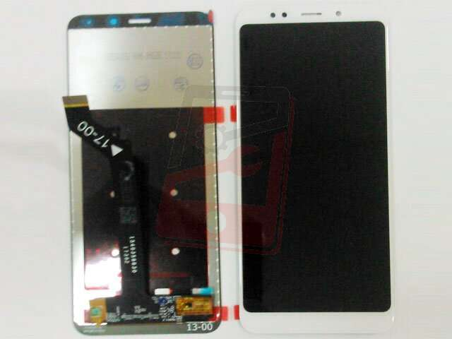 display cu touchscreen xiaomi redmi 5 plus redmi note 5 alb