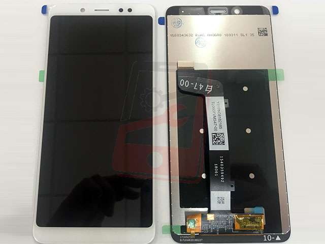 Display cu touchscreen Xiaomi Redmi Note 5, Note 5 Pro alb