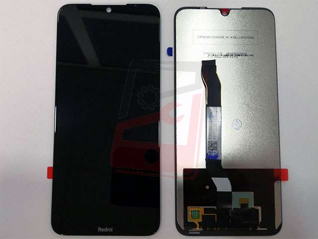 Display cu touchscreen Xiaomi Redmi Note 8T, M1908C3JH, M1908C3JG, M1908C3JI