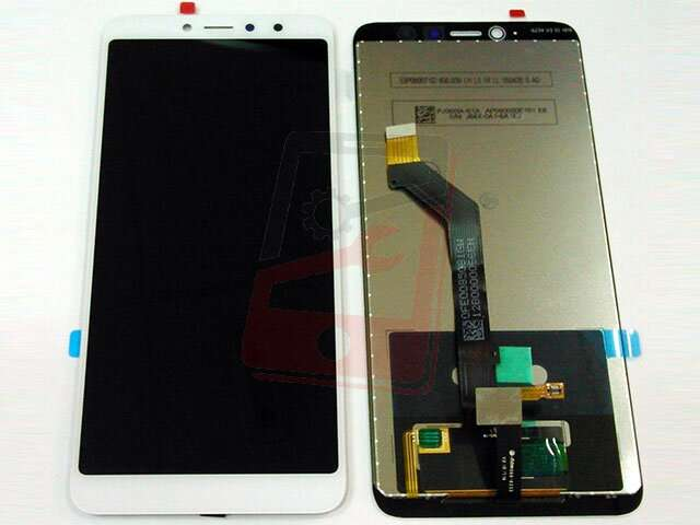 Display cu touchscreen Xiaomi Redmi S2 (Redmi Y2) alb