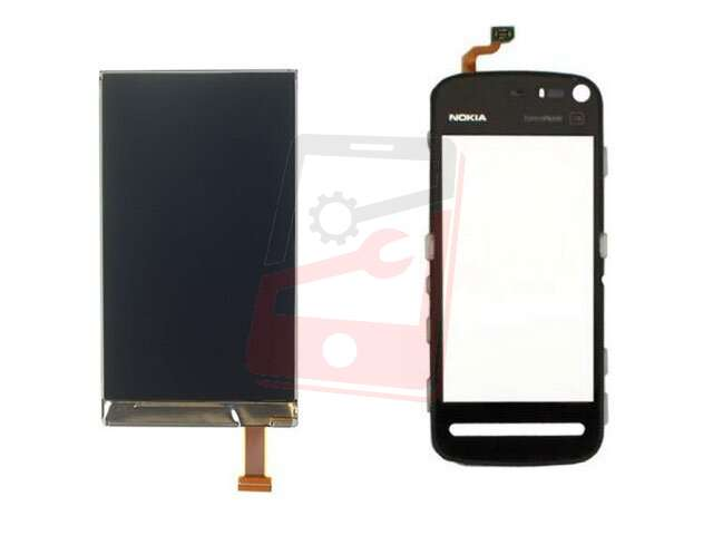 Display Nokia 500, 5800, C5-03, C6, N97 Mini, X6, 5230