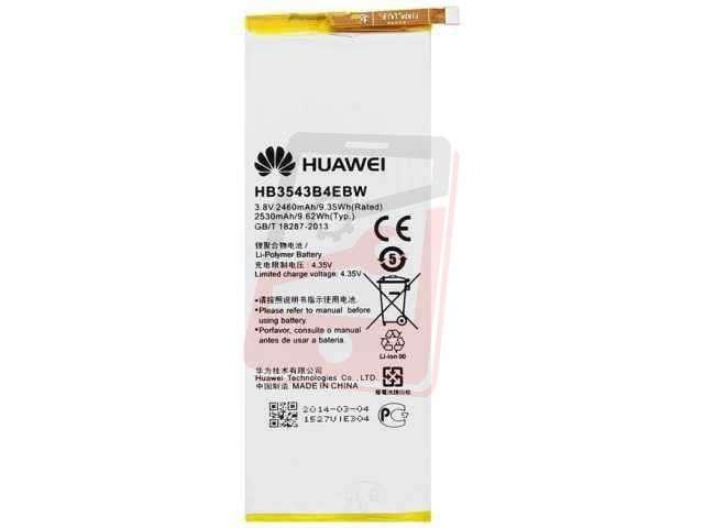 Acumulator Huawei HB3543B4EBW original pentru Huawei Ascend P7