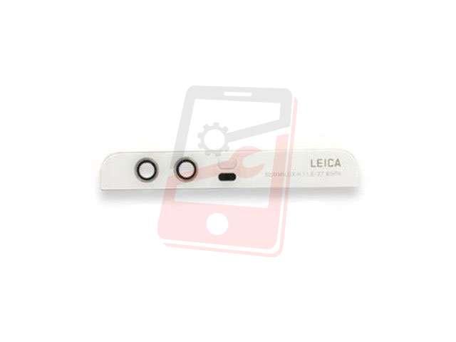 Geam camera Huawei P10 Plus, VKY-L09, VKY-L29 alb