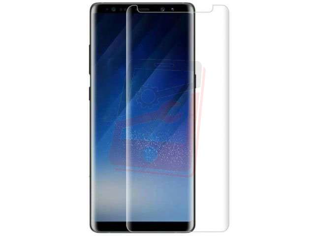 geam protectie 015 mm touchscreen samsung sm-n960f galaxy note 9 full cover transparent bulk