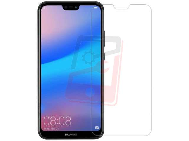 geam protectie 018 mm touchscreen huawei p20 lite ane-lx1 transparent bulk