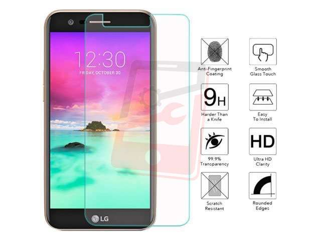 Geam protectie 0.26 mm touchscreen LG X400, M250N, K10 2017 transparent bulk