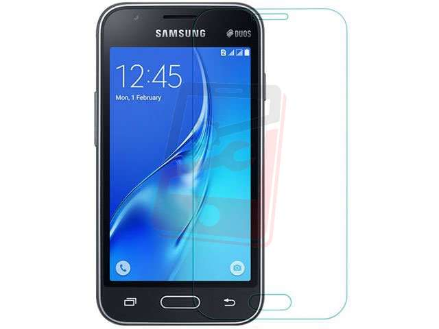 Geam protectie 0.26 mm touchscreen Samsung SM-J106F, J1 mini prime transparent bulk