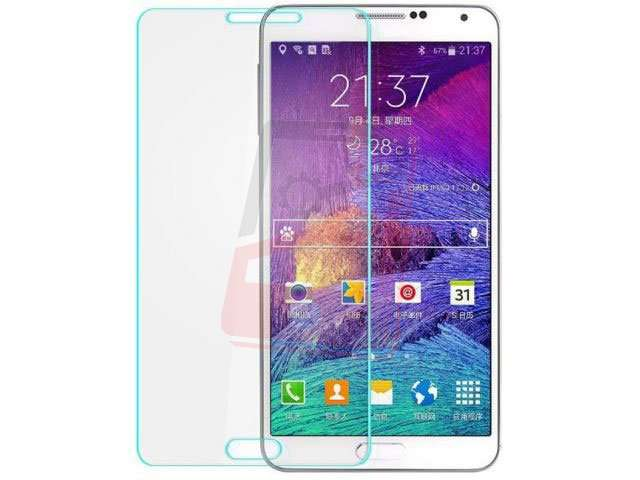 geam protectie 026 mm touchscreen samsung sm-j320f galaxy j3 2016 sm-j500f galaxy j5 transparent bulk