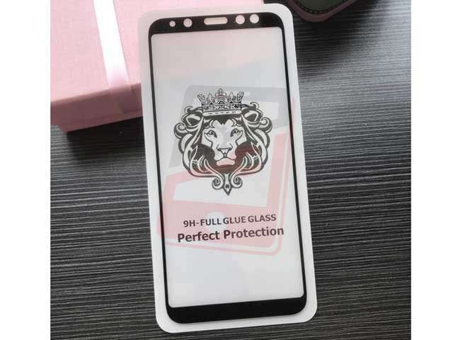 Geam protectie display sticla FULL LCD Lion Samsung SM-A205F, Galaxy A20