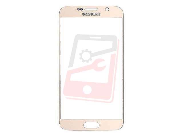 Geam Samsung SM-G920f Galaxy S6 auriu
