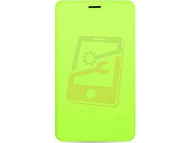 Husa flip Allview AX4 Nano verde
