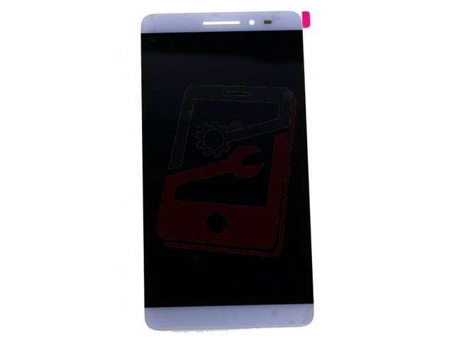 Display cu touchscreen Lenovo Phab Plus alb