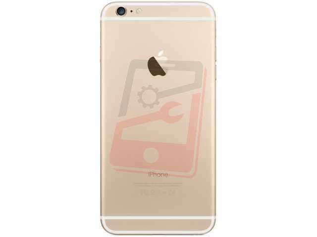 Capac spate iPhone 6S gold