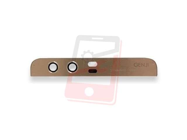 Geam camera Huawei P10 Plus, VKY-L09, VKY-L29 auriu