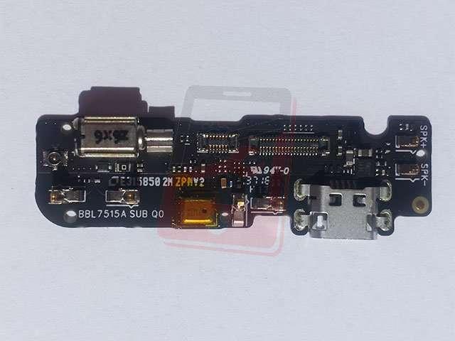 Placa cu conector alimentare, microfon si vibrator Allview P9 Energy ORIGINALA