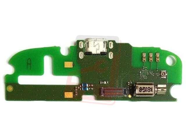 placa cu conector alimentare nokia 1 ta-1047 ta-1060 ta-1066