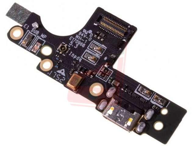 Placa cu conector alimentare Nokia 3, TA-1032