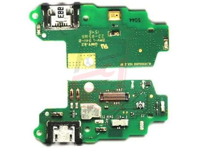 Placa cu conector alimentare si date Huawei G8, GX8