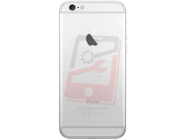Capac baterie iPhone 6 Plus silver