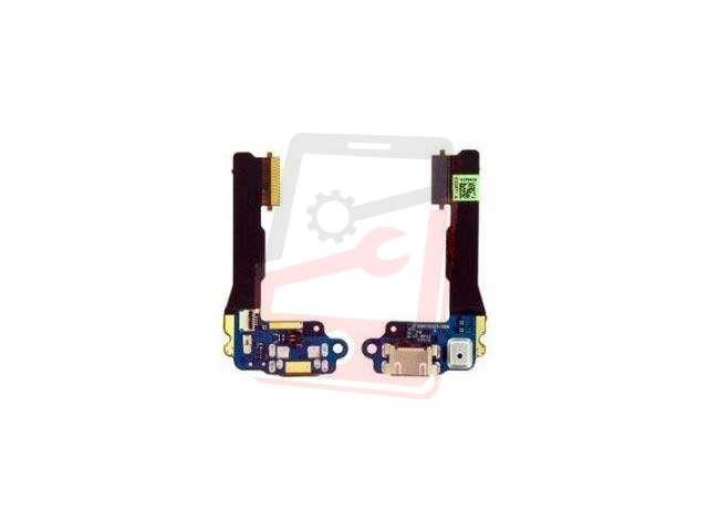 Banda cu conector alimentare si date HTC 601e, One Mini, M4