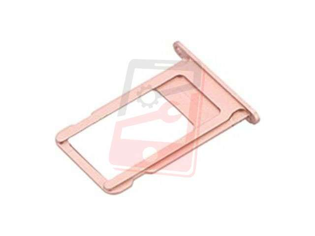 Suport SIM Apple iPhone 6S Plus auriu - rose