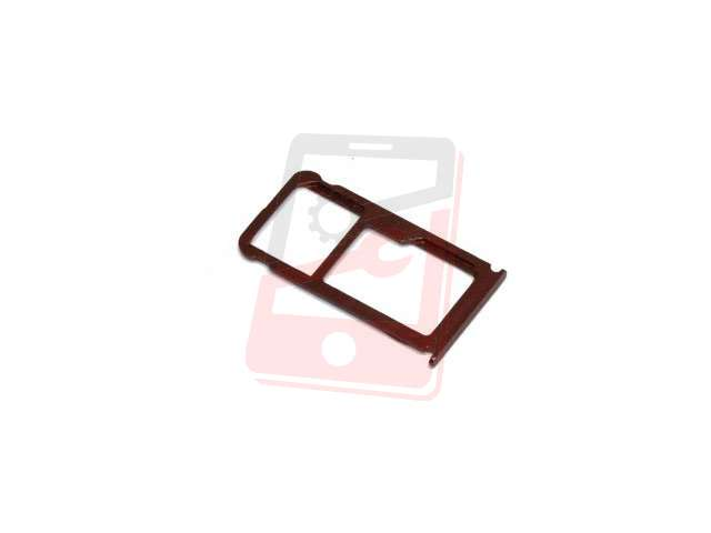 Suport sim si card Nokia 7 Plus copper, TA-1062, TA-1046, TA-1062, TA-1055