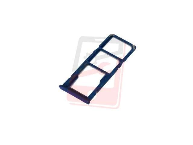suport sim si card samsung sm-a505f galaxy a50 albastru