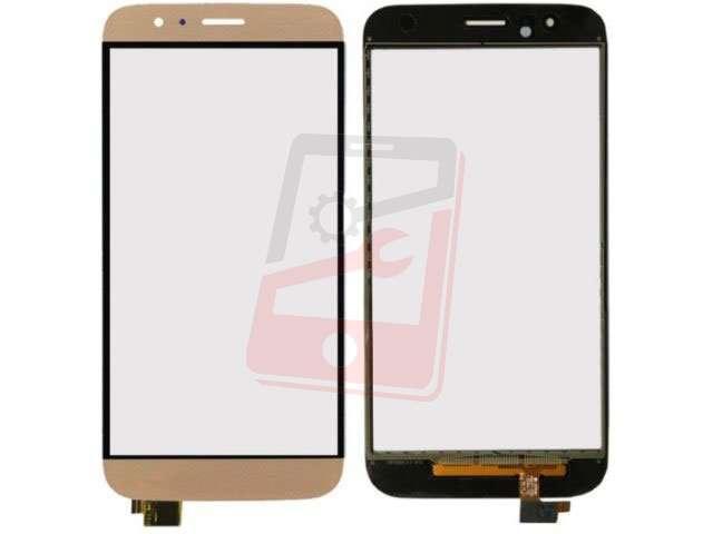 Touchscreen Huawei G8, GX8 auriu