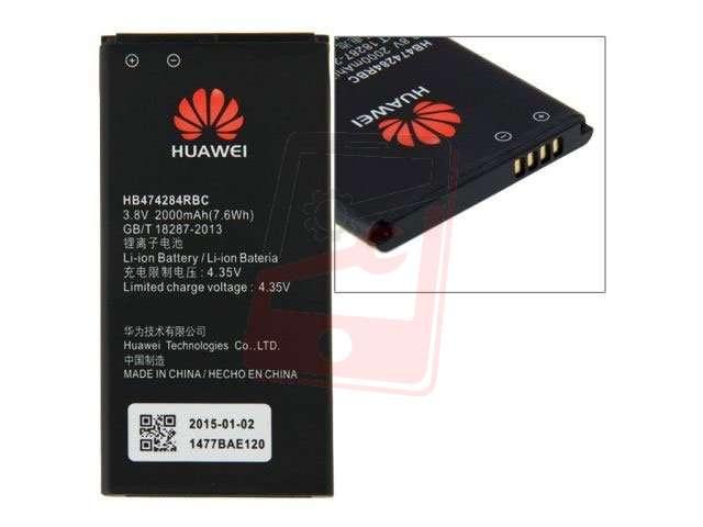 Acumulator Huawei HB474284RBC pentru Huawei Y635, Huawei Y560, Huawei Ascend G620s