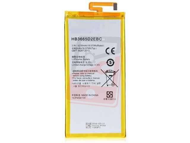 Acumulator Huawei HB3665D2EBC pentru Huawei P8 max