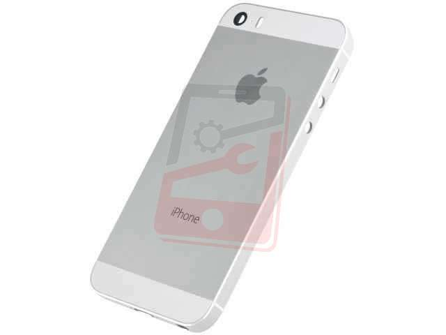 Capac baterie Apple iPhone 5S, SE alb