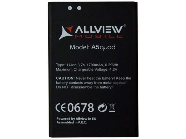 acumulator allview a5 quad original